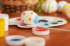 Get crafting with the kids this Easter.