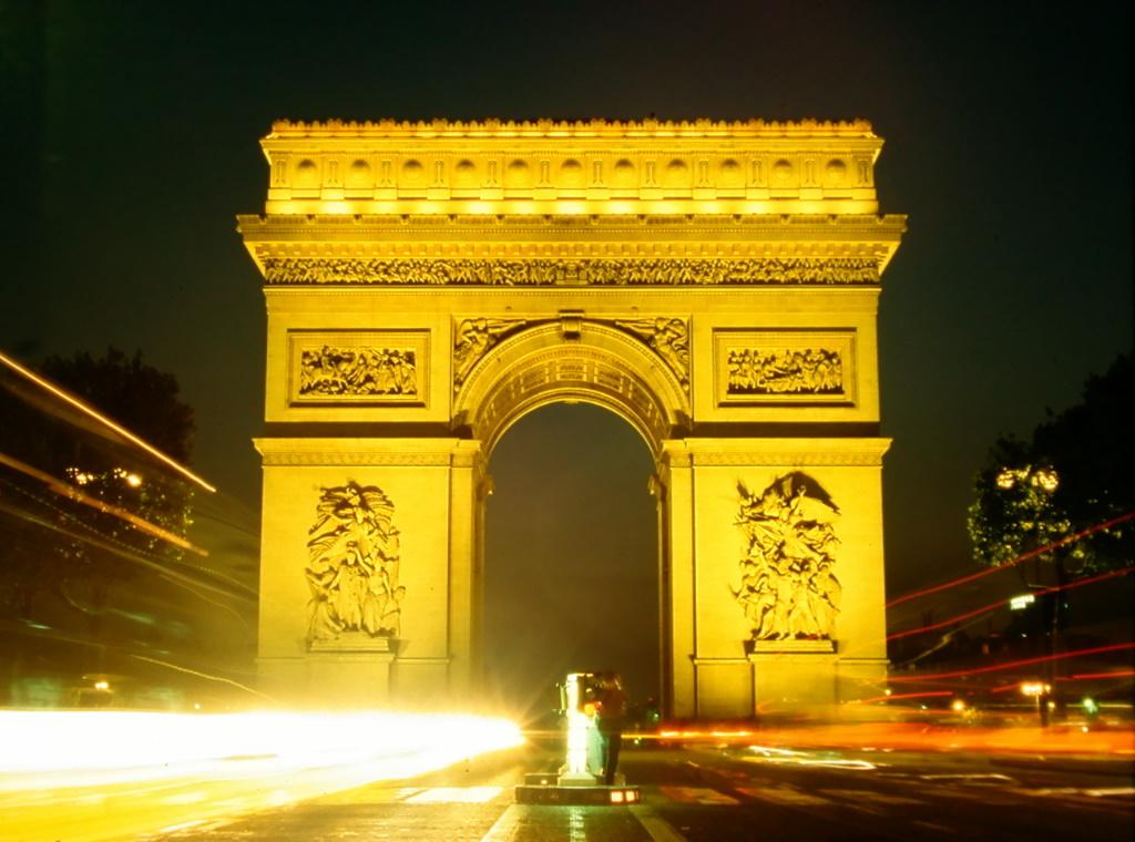 arc de triomphe day 2 paris K_Dafalias