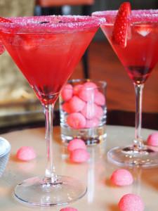london cocktail - hotel de la paix Genave