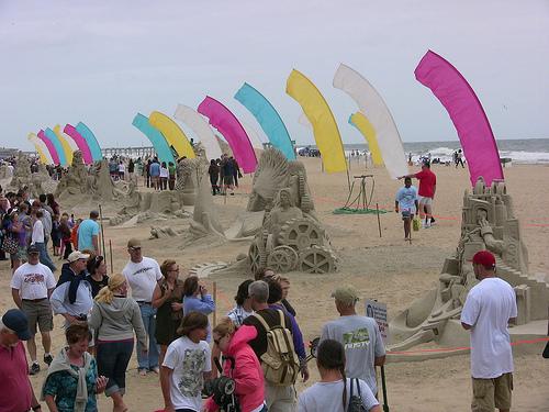 Virginia Beach. Flickr: mccready