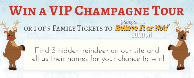 Christmas Competition ripley's tickets to win