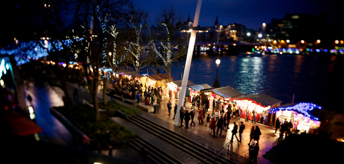 Southbank Winter Market