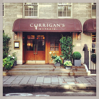 Corrigan's Mayfair Restaurant