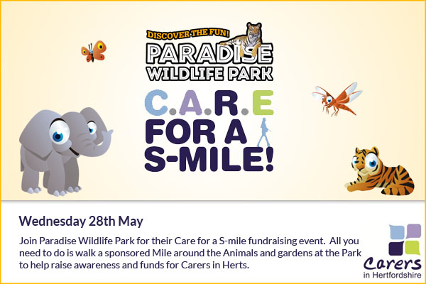 Care for a Smile at Paradise Wildlife Park