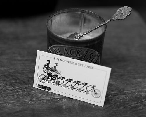 TAP Coffee. Flickr: M Hooper