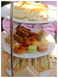 City Cruises Afternoon Tea 3