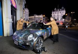 Ripley's London Mini Cooper