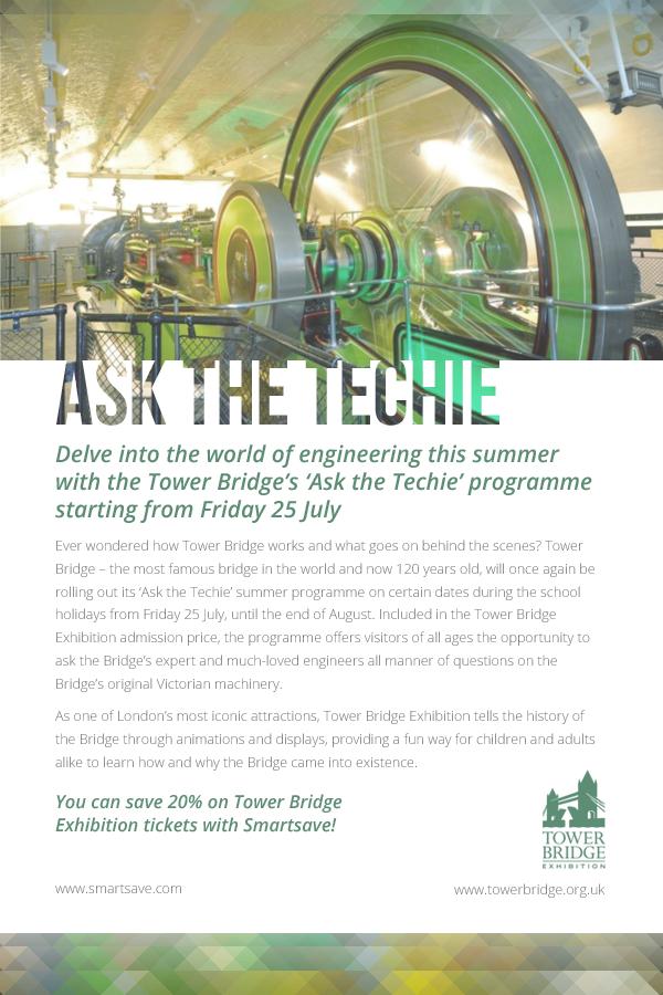 Tower Bridge Exhibition 2014