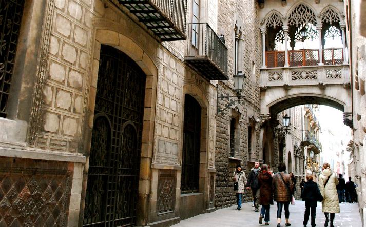 Ciutat Vella - Flickr: Valerie Hinojosa