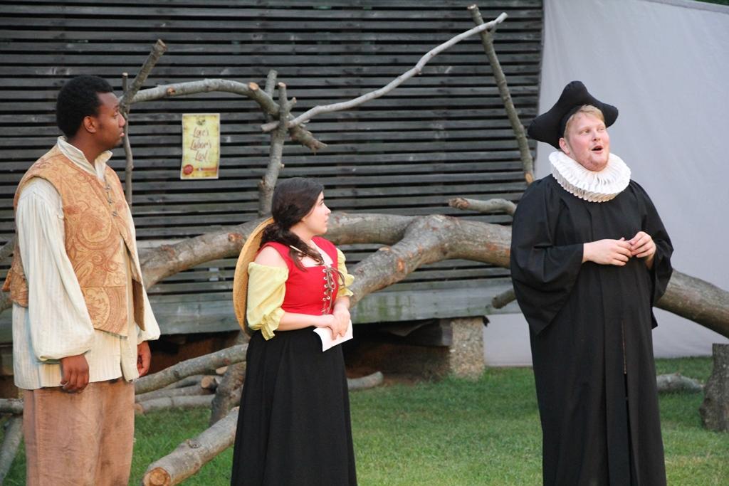 Shakespeare-Scene