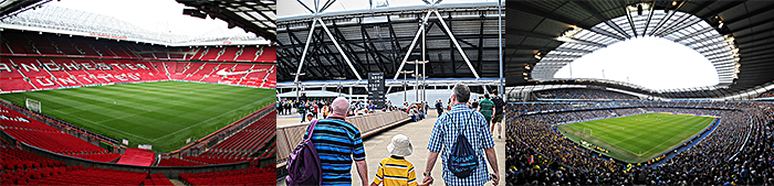 Stadium Tour for Father's Day