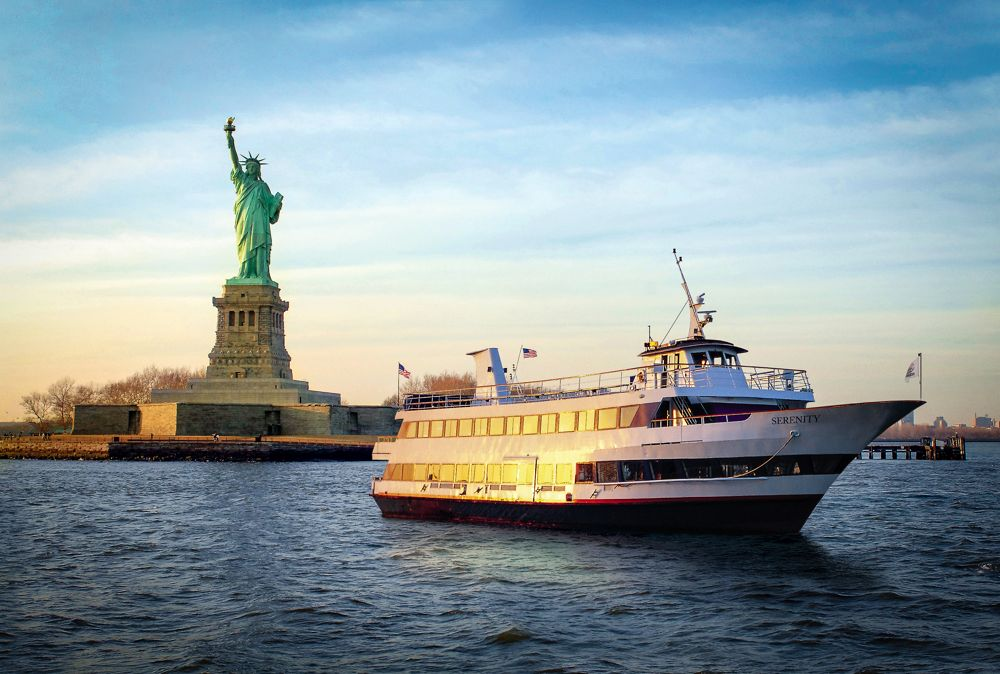 Hornblower International Sightseeing Cruise