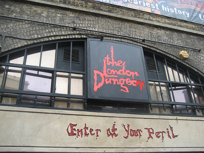 #new#London Dungeon Discount