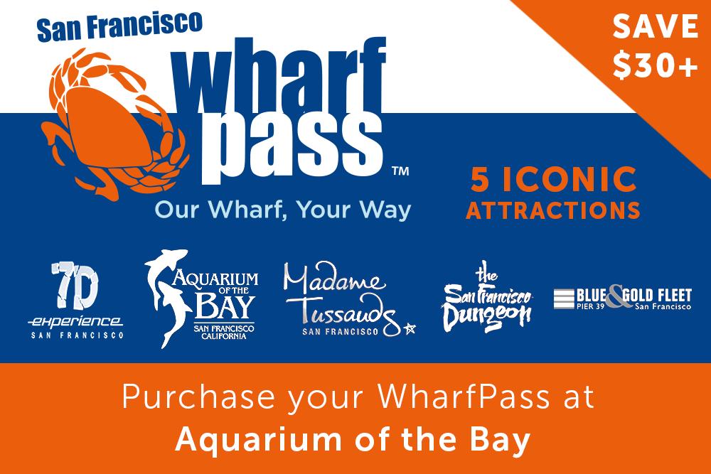 San Francisco WharfPass