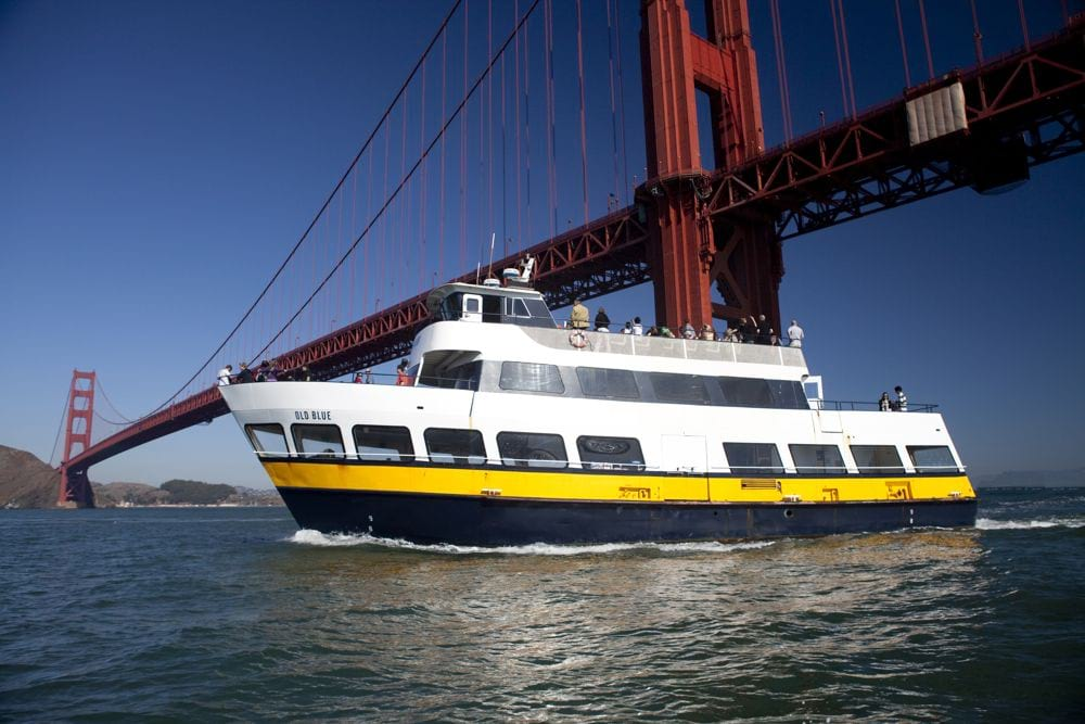 Escape from the Rock Cruise - San Francisco