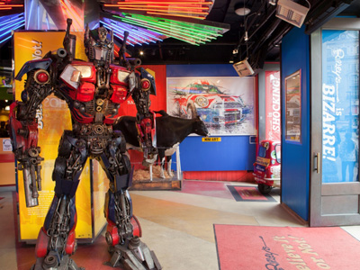 Ripleys London transformer discount