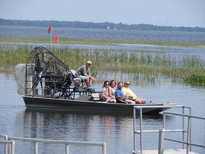 Big Toho Airboat Ride Florida