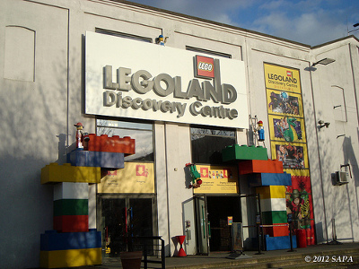 Legoland Discovery Centre Tickets