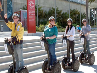 San Francisco Bike Tours, San Francisco Segway Tours, San Francisco Tours, activities and free discounts and coupons!