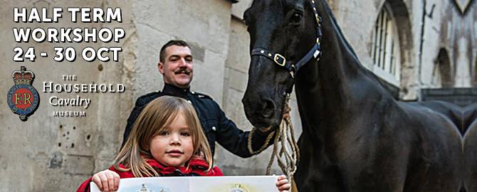 NEW cavalry museum Nimrod