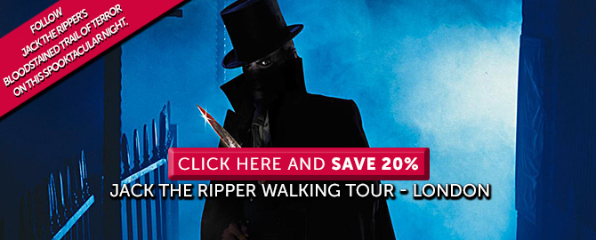 JACK THE RIPPER HALLOWEEN