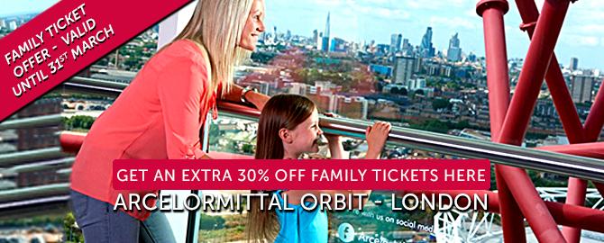 Orbit extra 30% off