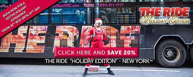 THE RIDE HOLIDAY EDITION
